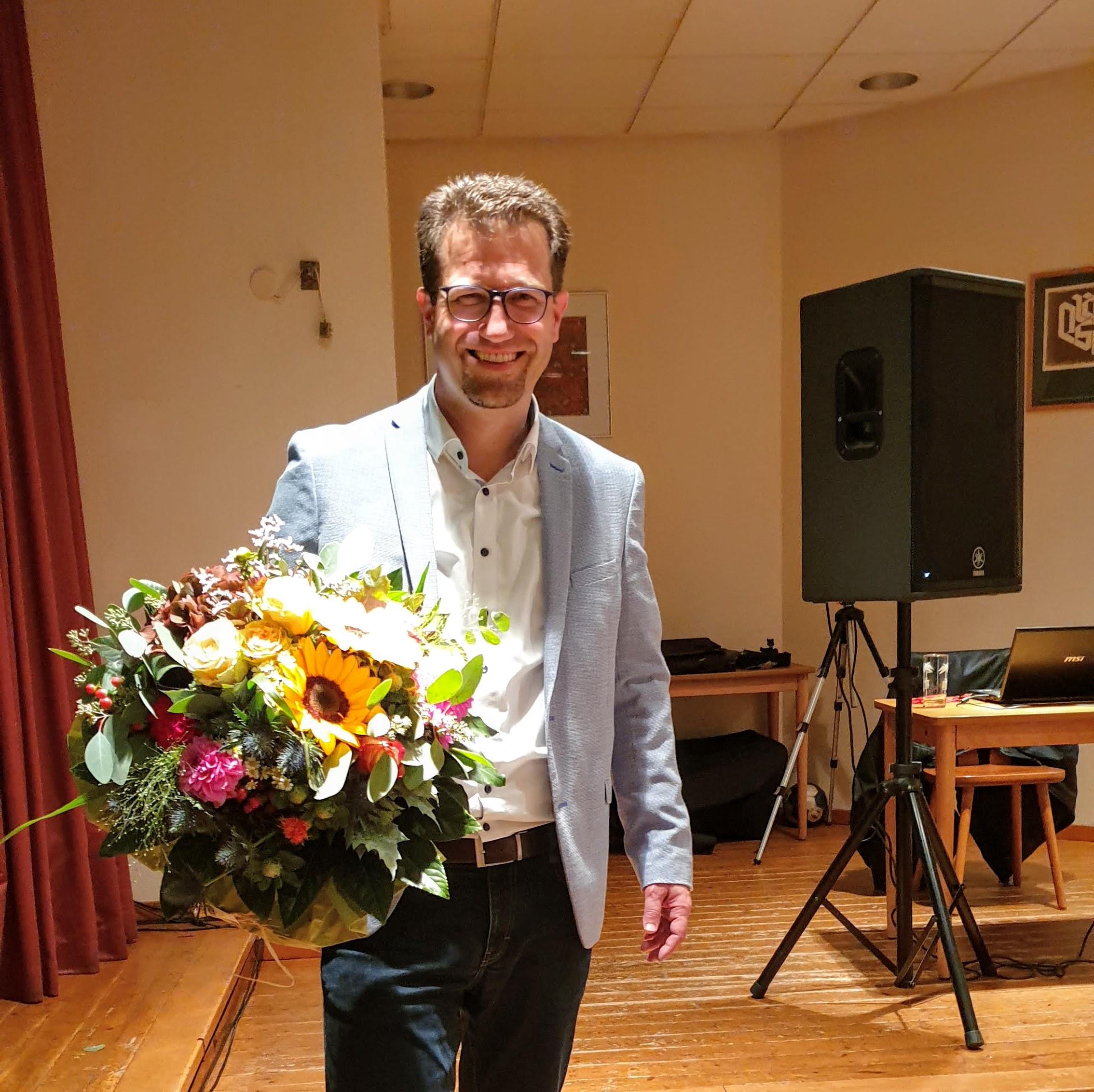 Danke Nettetal! Christian Küsters gewinnt Stichwahl zum Bürgermeister deutlich