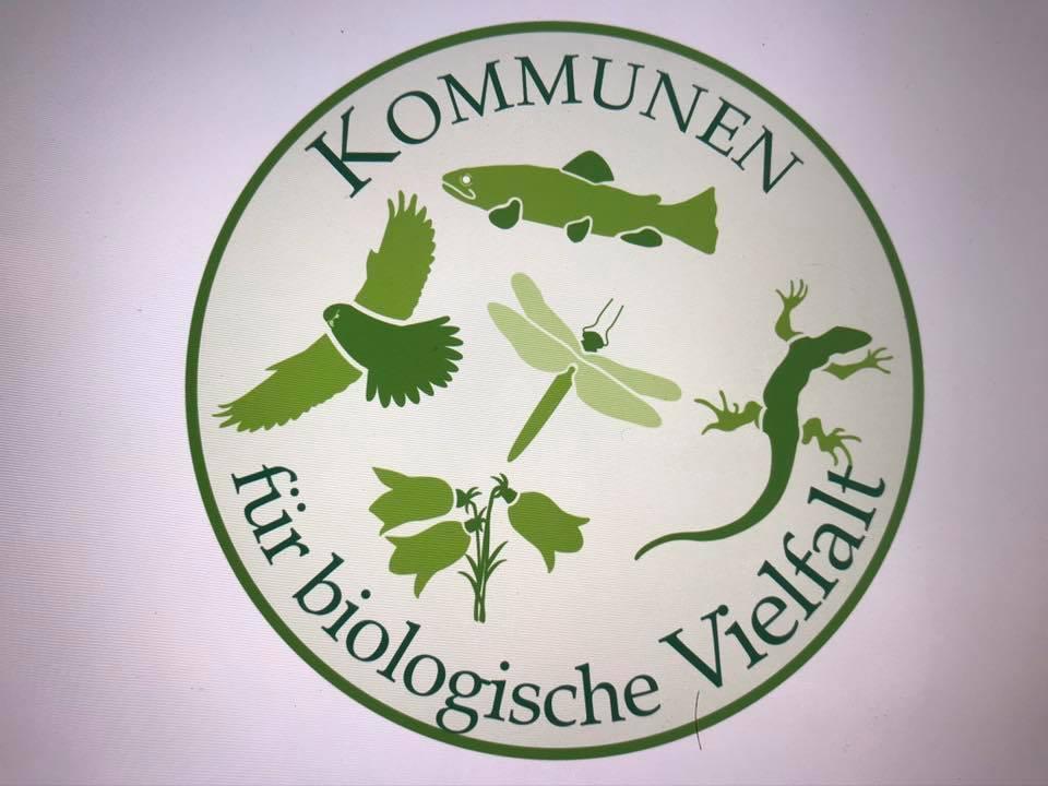 """""""Kommunen für biologische Vielfalt"""" unterzeichnet – Antrag der Grünen umgesetzt"""