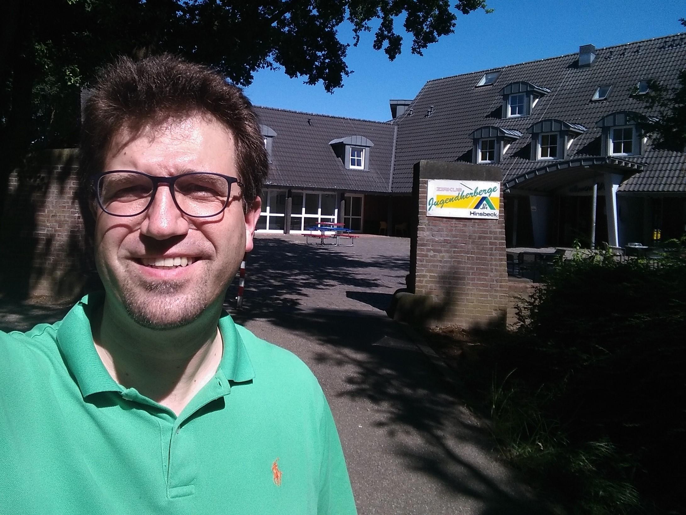 Unterstützung für Jugendherberge in Hinsbeck