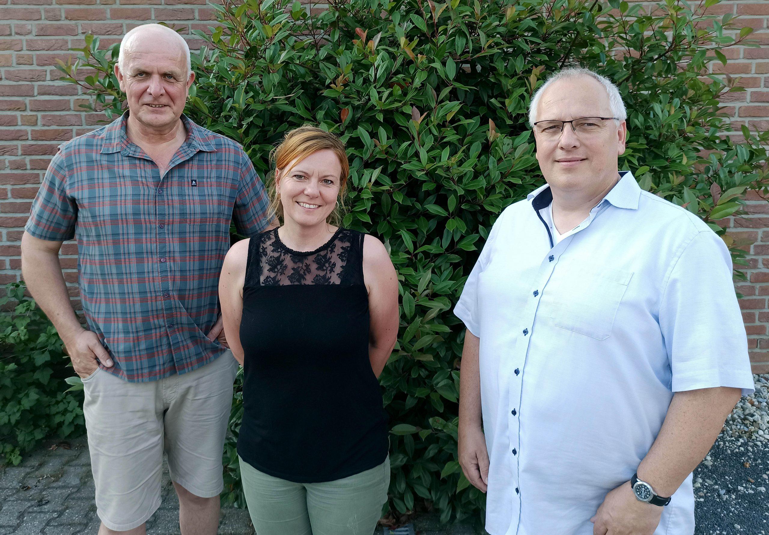 Grüner Ortsverband mit neuem Vorstand