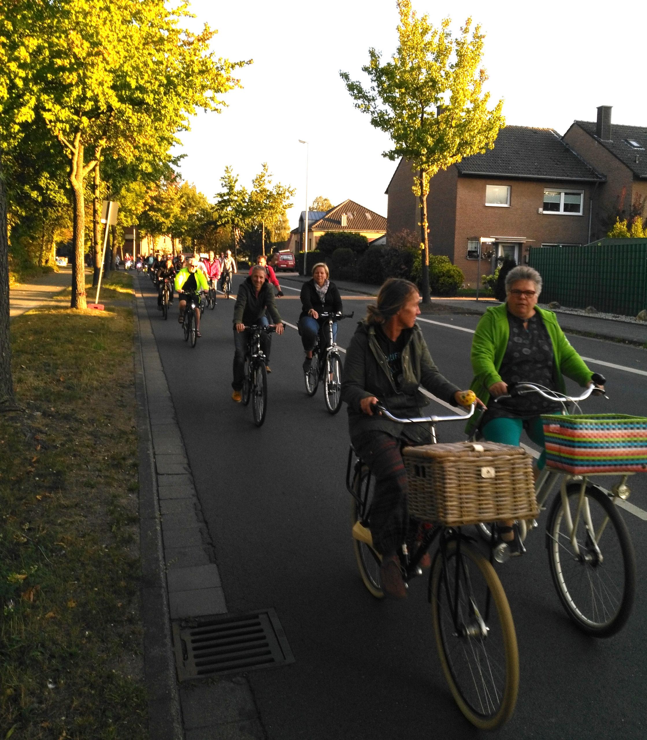 Wie fahrradfreundlich ist Nettetal? Wir laden zur Erkundungstour ein!